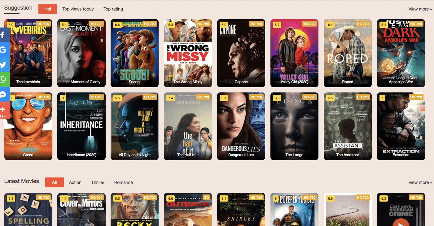 Finest Free Movie Download Sites