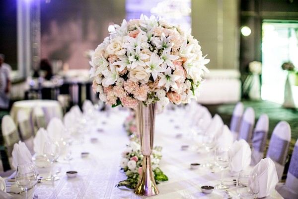 Florist For Wedding Candles and Decorations