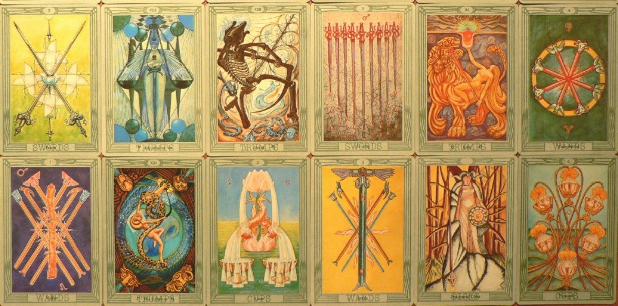 Downright Exists Concerning Tarot Card Analysis Exposed